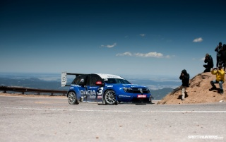 Dacia Duster Pikes Peak wallpapers and stock photos