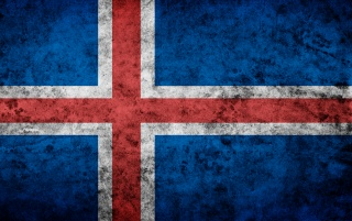 Island Grunge Flagge wallpapers and stock photos