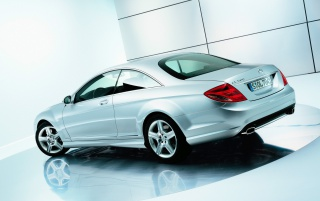 Mercedes Benz CL wallpapers and stock photos