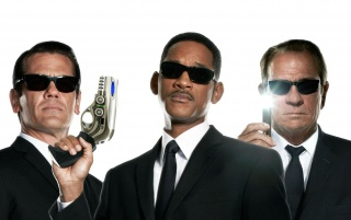 Men in Black III wallpapers and stock photos