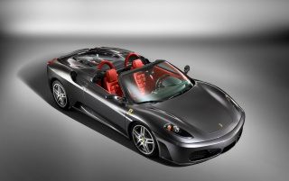 F430 Spider #2 wallpapers and stock photos