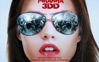 Piranha 3DD GirlFace wallpapers and stock photos