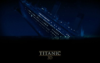 Titanic 3D wallpapers and stock photos
