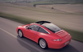 Porsche 911 2007 wallpapers and stock photos