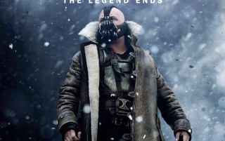 Random: The Dark Knight Rises: Bane