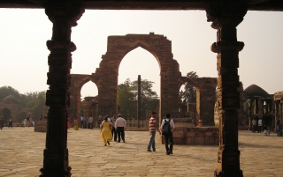 Previous: Qutub Minar