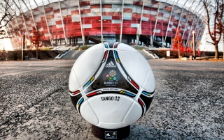 UEFA Euro 2012 Poland & Ukraine Official Ball wallpapers and stock photos