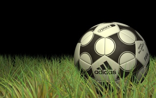 FIFA Official Ball 3D Render wallpapers and stock photos