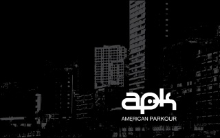 American Parkour Logo wallpapers and stock photos
