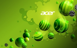 Acer Aspire Green wallpapers and stock photos
