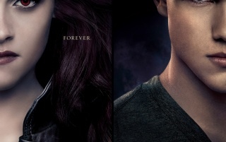 Breaking Dawn Part 2: Bella and Jacob wallpapers and stock photos