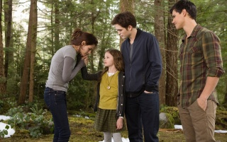 Breaking Dawn Part 2: Renesmee wallpapers and stock photos
