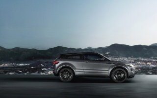 Previous: 2012 Range Rover Evoque Special Edition with Victoria Beckham Side Motion