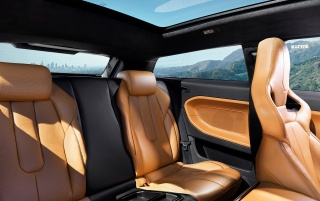2012 Range Rover Evoque Special Edition with Victoria Beckham Interior wallpapers and stock photos