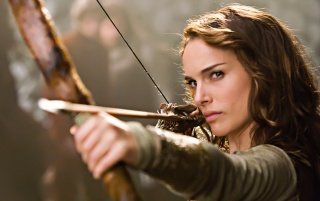 Natalie Portman Movie Role wallpapers and stock photos