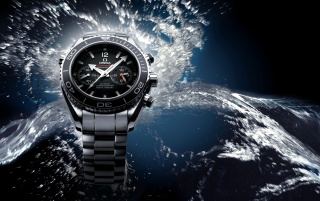 Omega Seeamaster Black wallpapers and stock photos