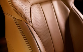 2012 Range Rover Evoque Special Edition with Victoria Beckham Static Upholstery wallpapers and stock photos
