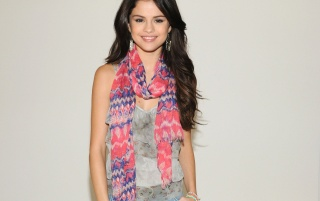 Beautiful Selena Gomez Smiling wallpapers and stock photos