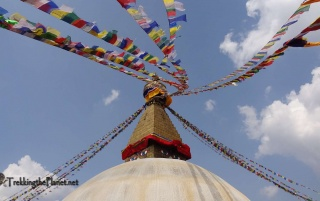 Boudhanath, Kathmandu, Nepal wallpapers and stock photos