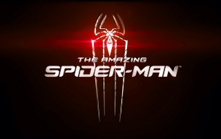 The Amazing Spider-Man Red Logo wallpapers and stock photos