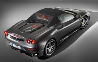 F430 Spider #3 wallpapers and stock photos