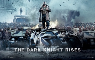 Random: Bane in The Dark Night Rises