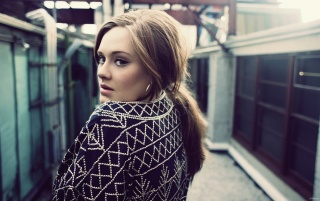 Adele Close-up wallpapers and stock photos
