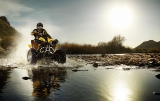 All Terrain Motor Bike wallpapers and stock photos