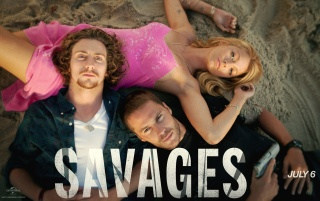 Savages Trio wallpapers and stock photos