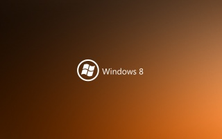 Dark Orange Windows 8 wallpapers and stock photos