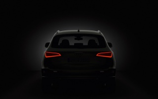 Audi Q5 Taillights wallpapers and stock photos