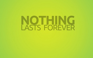Random: Nothing Lasts Forever