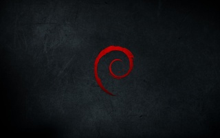 Debian Red Logo wallpapers and stock photos