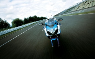 Suzuki Motorrad High Speed wallpapers and stock photos