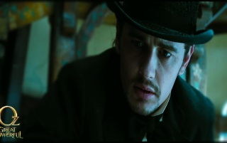 Random: Oz The Great And Powerful - James Franco