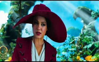 Oz The Great And Powerful -Mila Kunis wallpapers and stock photos