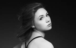 Karen Gillan Monochrome wallpapers and stock photos
