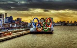 London 2012 Olympics wallpapers and stock photos