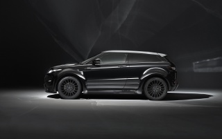 2013 Hamann Range Rover Evoque Studio Side wallpapers and stock photos