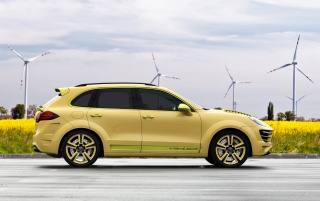 Previous: 2012 TopCar Porsche Cayenne Vantage 2 Lemon Side