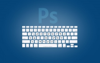 Random: Adobe Photoshop Keyboard