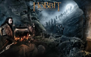 The Hobbit: Eine unerwartete Reise wallpapers and stock photos