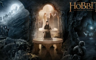 Der Hobbit - Elrond wallpapers and stock photos