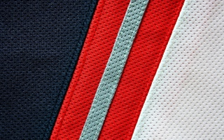 Random: Red White and Blue Fabric