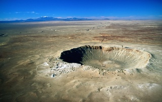 Random: Arizona Crater