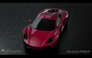 2013 Arrinera Hussarya vorne oben wallpapers and stock photos