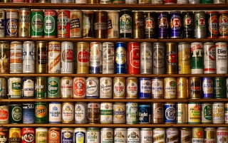 Beer Cans wallpapers and stock photos