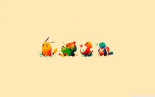 Los personajes de Pokemon wallpapers and stock photos