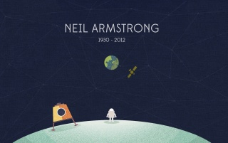 Farewell, Neil Armstrong wallpapers and stock photos
