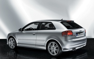 Audi S3 2007 wallpapers and stock photos